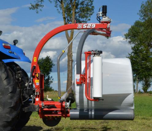 Автомат для обмотки bel Z529 — с автозагрузкой